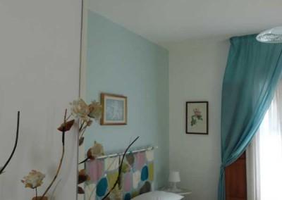 palinuro bed and breakfast Cristina camera con letti singoli Pesciolino