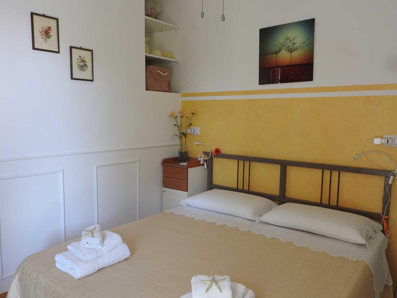 bed and breakfast Cristina Palinuro camera Cavalluccio