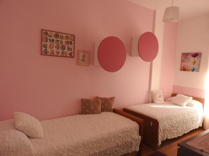 bed and breakfast Cristina a Palinuro camera Pesciolino con letti singoli